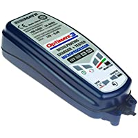 CARICABATTERIE OPTIMATE 3 12V/0,6A