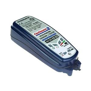 Caricabatterie optimate 3 12v 0 6a auto e moto for Caricabatterie auto moto lidl