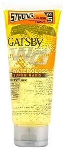 Gatsby Water Gloss Super Hard, Yellow, 100g