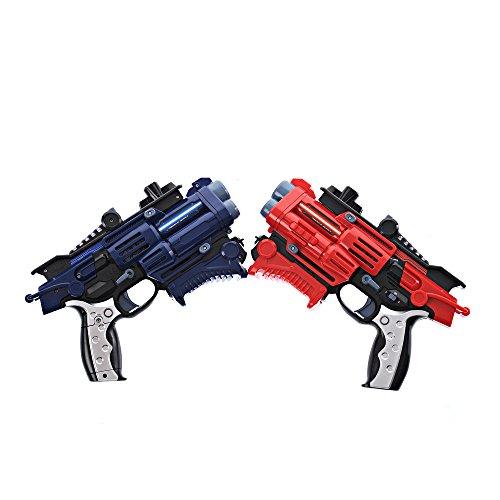 Lazer Mad Pistola de juguete con láser de hasta 50 metros alcance (464 86840)