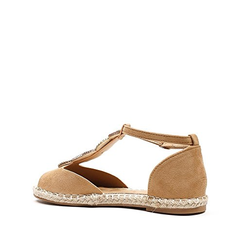 Ideal Shoes ,  Sandali donna Marrone
