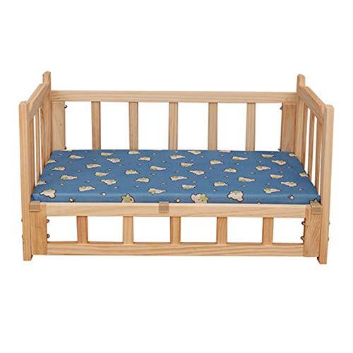 Pet Dog Schlafsofa - Luxus-Komfort bietet Head Suppor Sofa-Style Couch Pet Bett für Hunde & Katzen Maschinenwäsche Schlafplätze & Möbel (Farbe : 1) ()