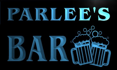 w048175-b-parlee-name-home-bar-pub-beer-mugs-cheers-neon-light-sign-barlicht-neonlicht-lichtwerbung