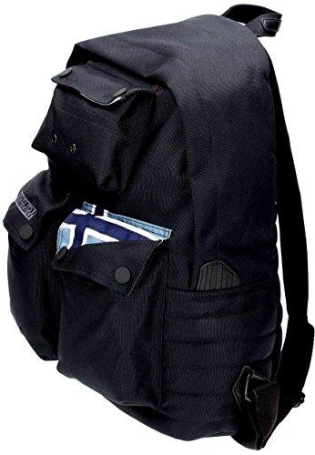 Zaino Scuola Uomo Nero Napapijri Marshal Backpack Black N8E02