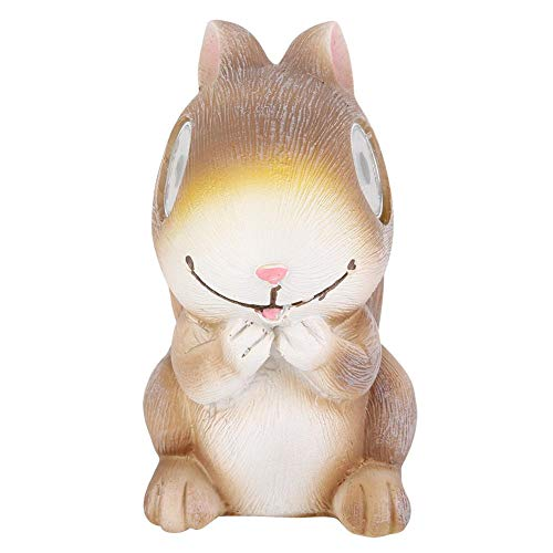 Das Patio-licht-kit (Jeffergarden Solar Energy Garden Decor Outdoor-Szene Licht Patio Ornamente Hof eingebaute Batterie(Squirrel))
