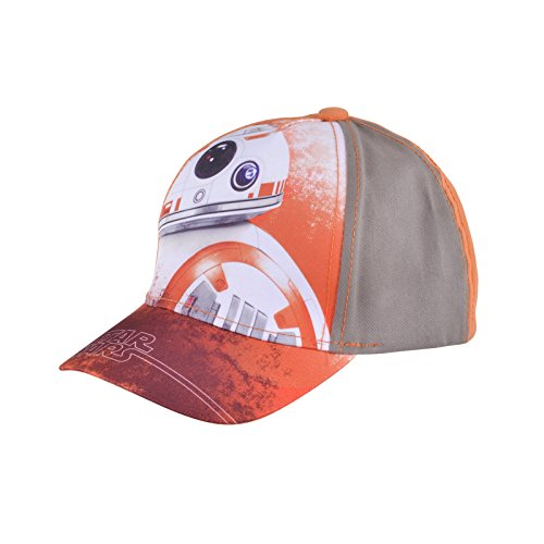 Disney Star Wars The Force Erwacht Kinder Baseball Kappe, Multi, Alter Von 6 Jahren - 9 (Baseball-cap Stil Alten)