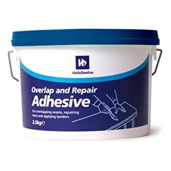 Beeline Overlap U0026 Repair Adhesive 2.5kg Wallpaper U0026 Vinyl Seam Repair Glue