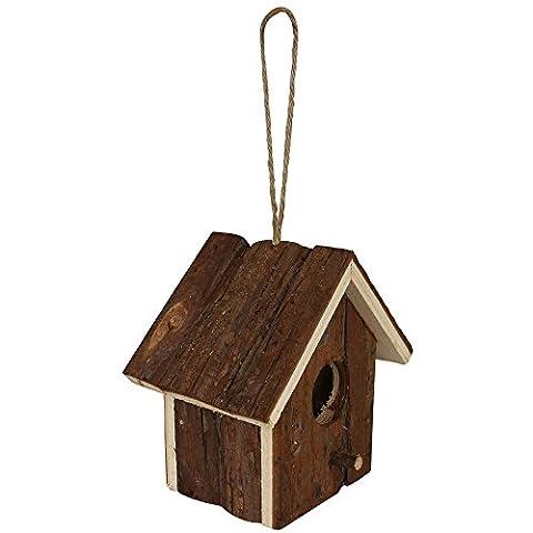 Vogelhaus Nistkasten für kleine Vögel mit Modellauswahl - Vogelhäuschen -