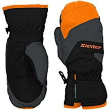 Ziener lizzar Dolo AS (R) Mitten Glove Gants Ski Junior, Enfant, LIZZARDOLO fee77e52ae1