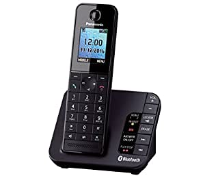 Panasonic KX-TGH260 Link2Mobile Bluetooth Cordless Phone with Call Blocker
