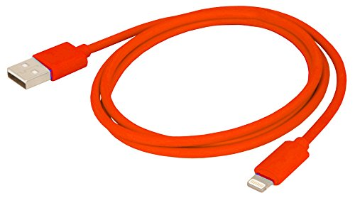 urban-factory-cid04uf-1-m-apple-certified-sync-and-charge-lightning-cable-red