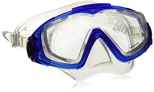 Intex 55981 - Maschera Acqua Pro 180, Nero/Blu