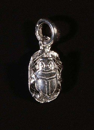 pendentif-scarabe-argent
