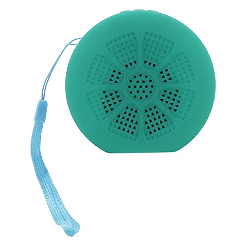 Cocoty-Store 2019 Altavoz Bluetooth Portatiles Impermeable,Mini Altavoz inalámbrico portátil Reproductor de Radio USB FM Mp3 Bluetooth Altavoz(Verde)