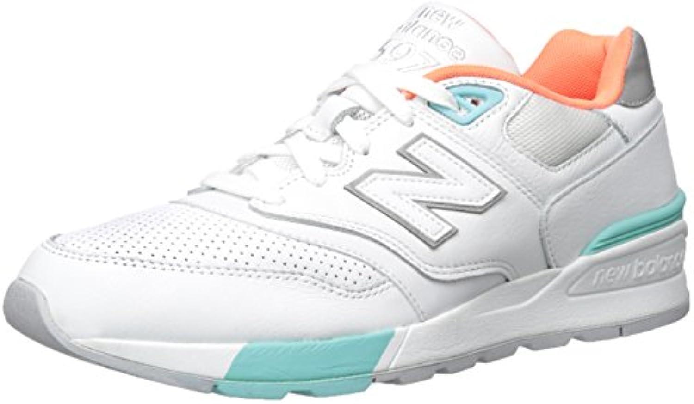 New Balance ML597, VAA white  Venta de calzado deportivo de moda en línea