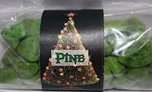 Fragrant Pine Pumice Stones, Ideal Christmas Room Fragrance of Pinetree, Xmas Aroma for your Home, 100 grams, 4 oz approx.