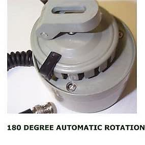 NPC AUTOMATIC PAN STAND MOTOR FOR CCTV - 360 DEGREE AUTO ROTATE