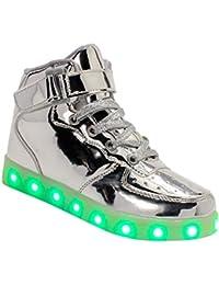Suchergebnis auf für: leuchtschuhe kinder Silber