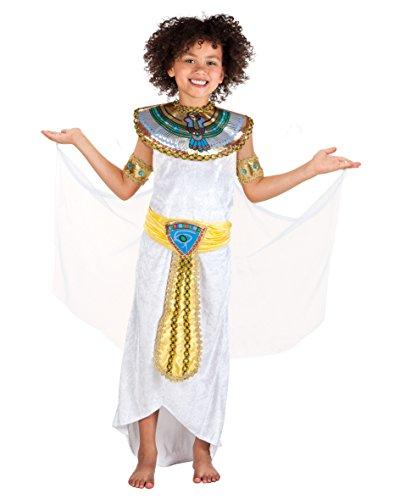 Boland 82125 - Costume per bambina da principessa egiziana, misura 140 cm
