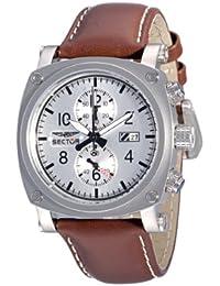 Sector - R3251907115 - Montre Homme - Compass - Chronographe - Analogique - Bracelet Cuir