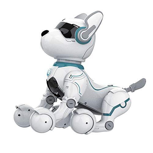 Remote Control Robot Hundespielzeug, Rc Hundespielzeug Für Kinder Roboter Hund Elektronisches Haustier, Smart & Dancing Robot Toy Imitiert Tiere Mini Pet Dog Robot