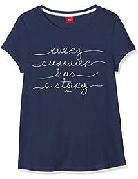 s.Oliver Mädchen T-Shirt 66.705.32.4771