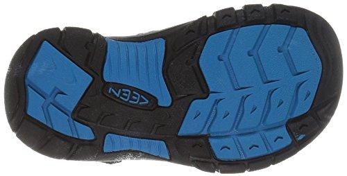 Keen Newport H2 C, Sandali da Escursionismo Unisex – Bambini Blu (Magnet/Blue Danube)