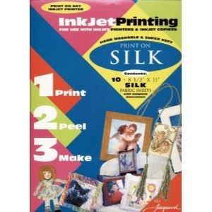 6 Pack SILK F/INKJET 8.5x11 SHEET 1O/PK Drafting, Engineering, Art (General Catalog) by Jacquard -