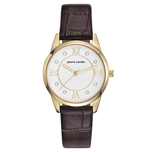 Pierre Cardin Ladies 'Watch Troca Femme Leather PC107892 °F04