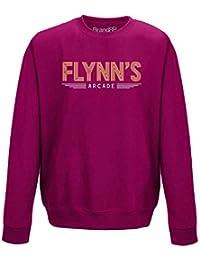Brand88 - Flynn's Arcade, Sudadera adultos