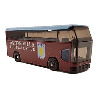 Aston Villa Die Cast Model Bus