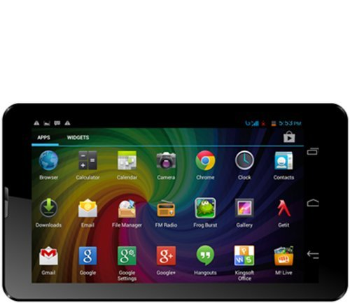Micromax Funbook Duo P310 Tablet (WiFi, Voice Calling, Dual SIM), Grey