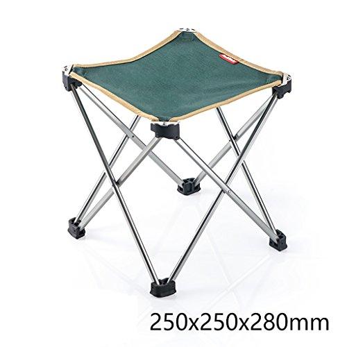 Y HWZDY Camping klappstuhl Camping Stuhl/Outdoor Klappstuhl, Angeln Freizeit Stuhl, Atmungsaktive Feste Portable Beach Chair, (Farbe : 3)