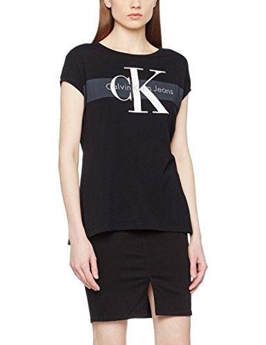 calvin-klein-jeans-tika-1-true-icon-cn-lwk-s-t-shirt-donna-nero-tommy-black-099-36-taglia-produttore