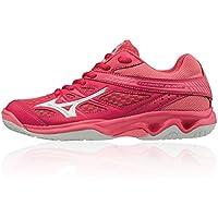 Mizuno Thunder Blade Women s Netball Shoes - AW18 Pink 01324ade17