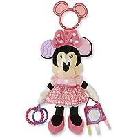Preisvergleich für Disney Mickey Mouse Minnie Maus Spielzeug Rassel Figur Activity Toy (Minnie Mouse)