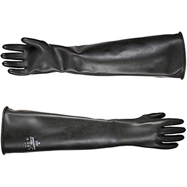 9 1//2 Marigold Industrial Emperor Pair Of Gloves Size L
