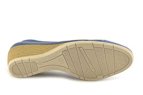 CONBUENPIE  102,  Damen Schuhe Blau