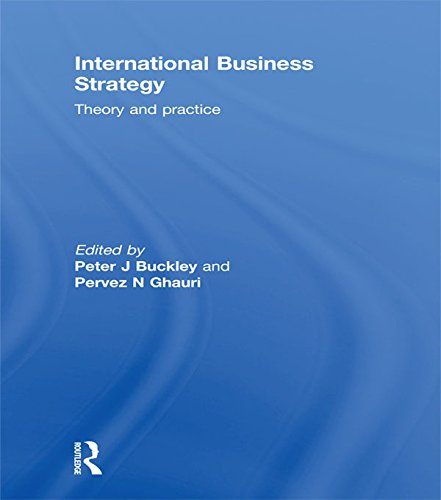 Descargar PDF Gratis International Business Strategy: Theory and Practice (500 Tips)