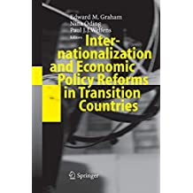 Internationalization and Economic Policy Reforms in Transition Countries