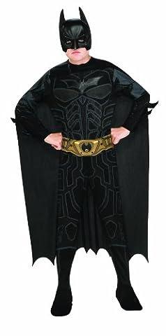 The Dark Knight Rises Batman Kostüm für Kinder/Jungen 5/6Yahre (Bane Kostüm Uk)