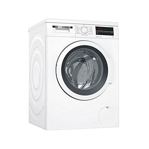 Bosch Serie 6 WUQ28418FF Autonome Charge avant 8kg 1400tr/min A+++-30% Blanc machine à laver - Machines à laver (Autonome, Charge avant, Blanc, Gauche, LED, Plastique)