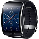 "Samsung Gear S SM-R750 - SmartWatch Android (pantalla 2"", 4 GB, 512 MB RAM, WiFi, Bluetooth, USB), negro -Asia Version-"