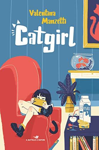 Risultato immagini per catgirl libro