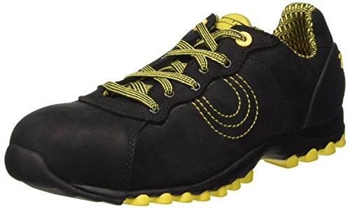 Diadora - Beat Low S3 Hro, zapatos de trabajo Unisex adulto, Negro (Nero), 47 EU