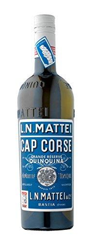 L.N. Mattei Cap Corse Grande Reserve Quinquina Blanc, 750 ml