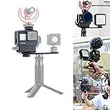 MMLC Ulanz V2 Pro Schutzhülle für Vlogging Cage für GoPro Hero 7Black / 6/5 Cove