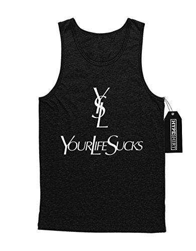 tank-top-yls-your-life-sucks-h989922-schwarz-m