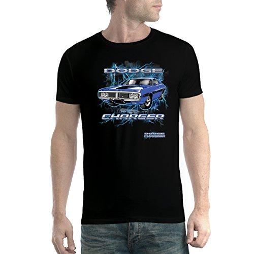 dodge-charger-classic-car-uomo-t-shirt-nero-5xl