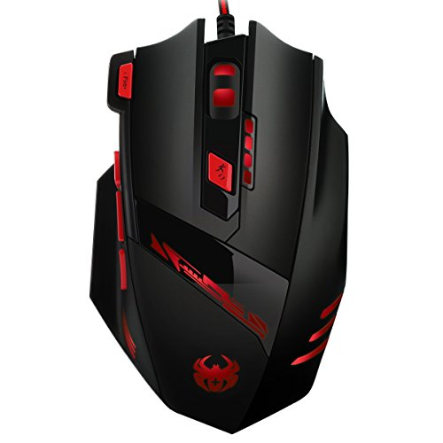 oria-9200-dpi-mechanical-gaming-mouse-ergonomic-high-precision-computer-mouse-adjustable-wired-mice-
